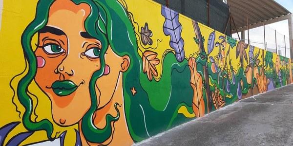 Mural de la Dona Rural